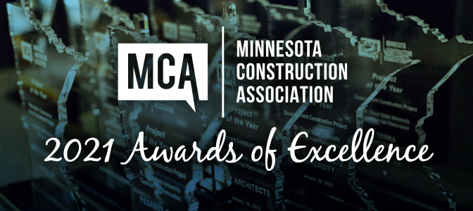 "SFB is the Minnesota Construction Association's ""2021 Service Provider of the Year"""